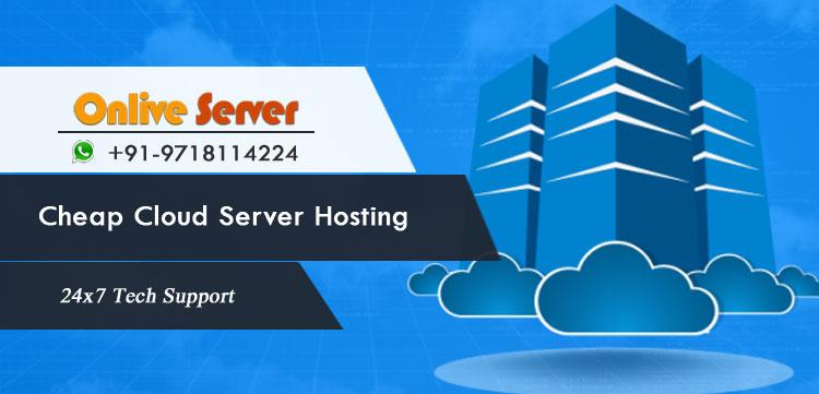 Cloud Servers Hosting