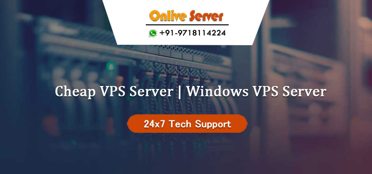Cheap VPS Server | Windows VPS Server