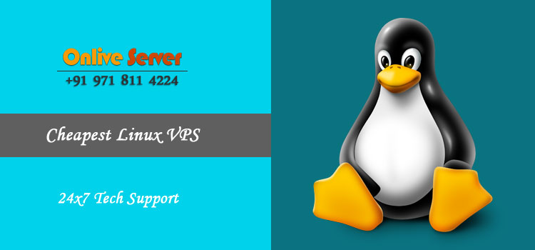 Cheapest Linux VPS