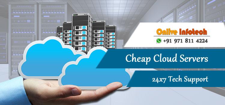 Cheap Cloud Servers