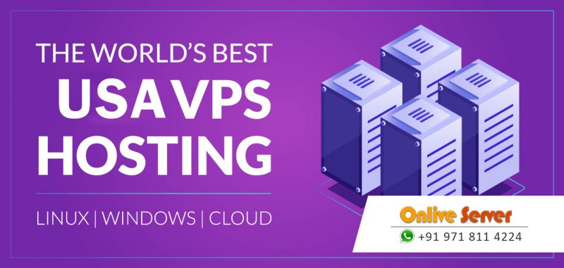 Fully Managed USA VPS Hosting With Free Tech Support - Onlive Server