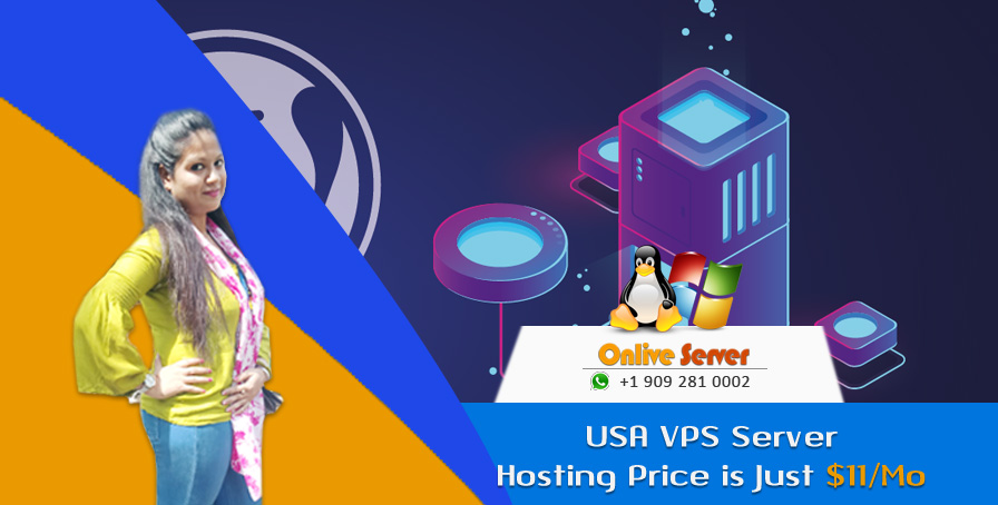 Make a Choice of USA VPS Hosting & You Avail All the Benefits - Onlive Server