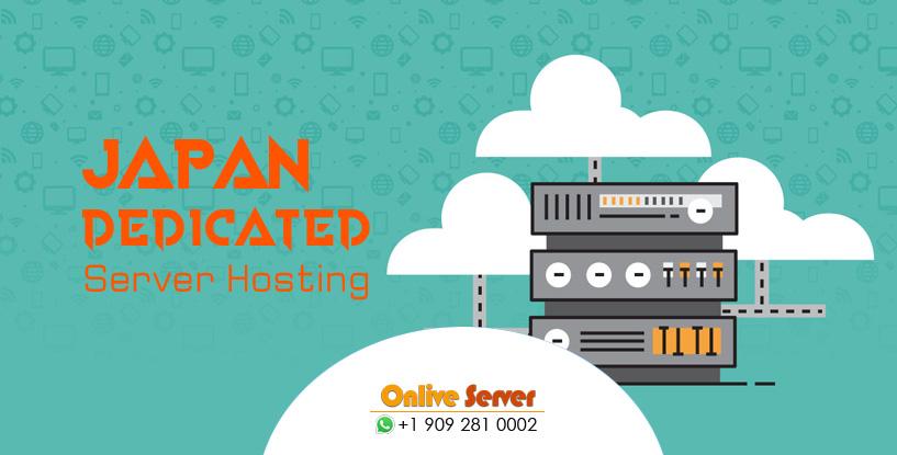 Japan Dedicated Server Hosting - Onlive Server