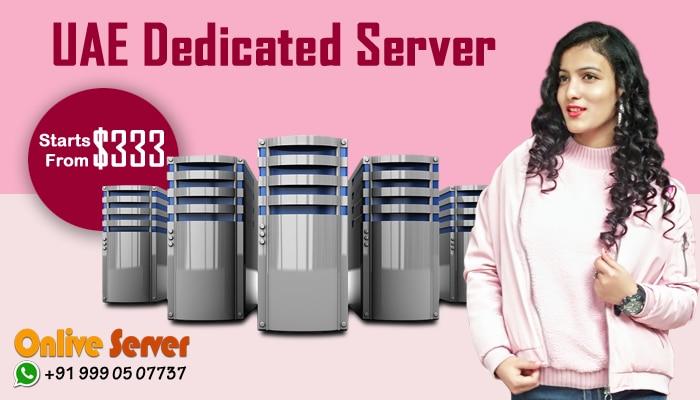 UAE Dedicated Server Hosting
