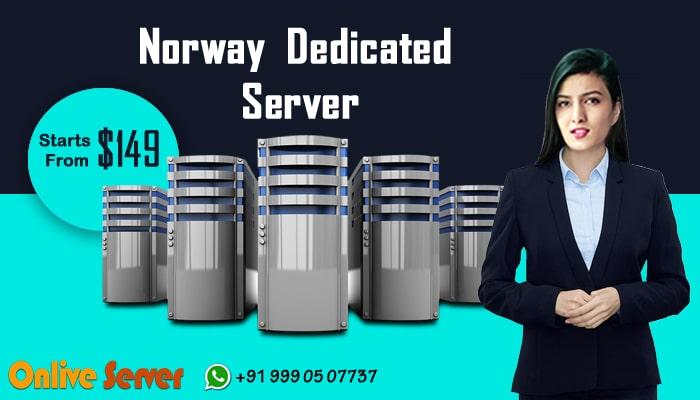 Dedicated Server Hosting in Oslo, Norway