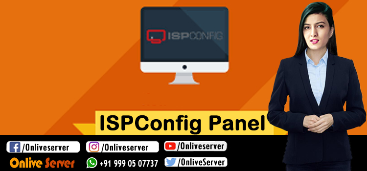 ISPConfig Panel