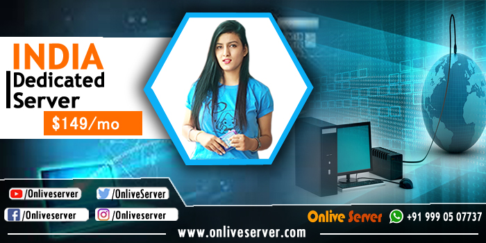 India Dedicated Server Hosting