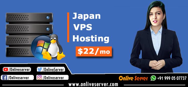 Japan VPS Hosting