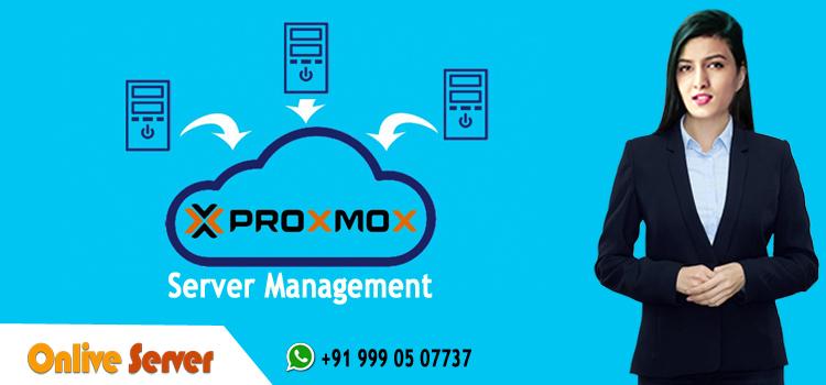 Proxmox VE Server Management