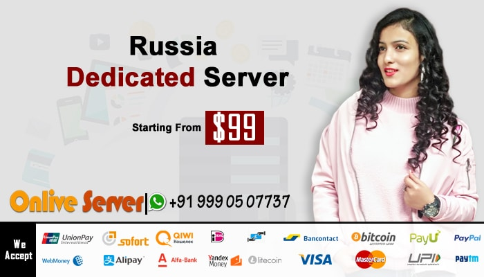 Russia Dedicated Server Hosting