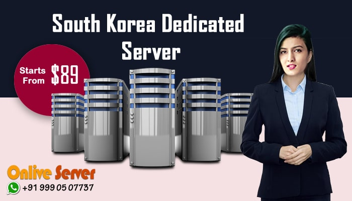 South Korea Dedicated Server Hosting