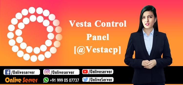 Vesta Control Panel