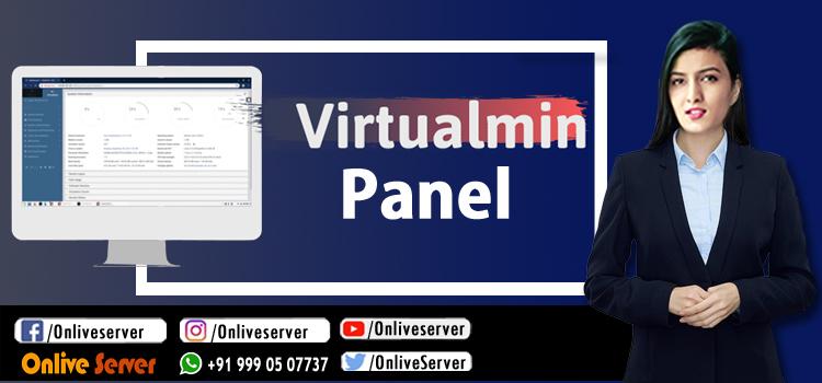 Virtualmin Panel