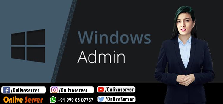 Windows Admin