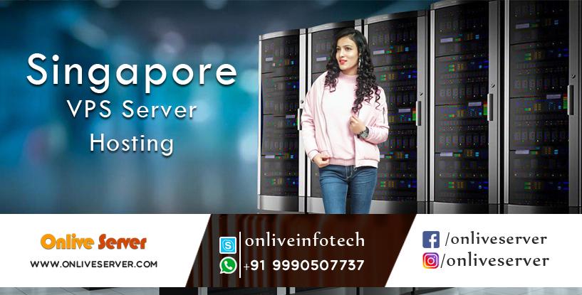 Singapore VPS Server